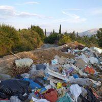 Αίσχος και ντροπή για δήμο Ναυπακτίας, αστυνομία και υπηρεσίες υγιεινής. Αίσχος για τον σκουπιδότοπο στα όρια της πόλης