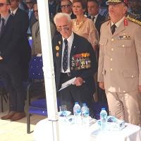 Τίμησαν τον Ελληνα Ήρωα στο Ελ Αλαμέιν στην Αίγυπτο ! ! ! Αυτός δικαιούται να φοράει παράσημα....