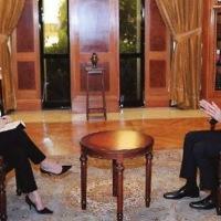 Η απαγορευμένη συνέντευξη του Άσαντ στην ιταλική κρατική τηλεόραση...